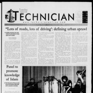 Technician, November 27, 2001