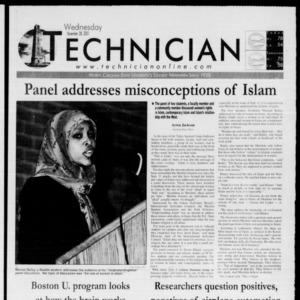 Technician, November 28, 2001