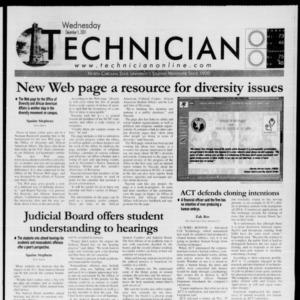 Technician, December 5, 2001