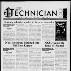 Technician, December 6, 2001