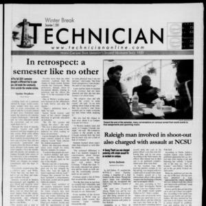 Technician, December 7, 2001