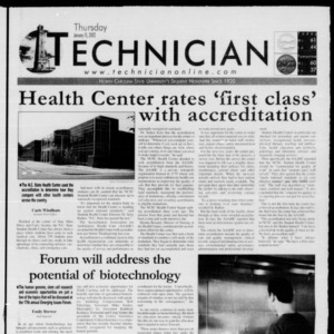 Technician, January 10, 2002