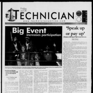 Technician, January 25, 2002
