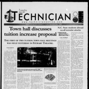 Technician, February 5, 2002