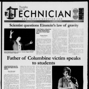 Technician, February 7, 2002