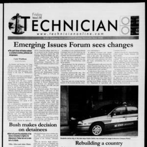 Technician, February 8, 2002