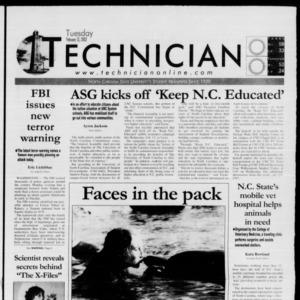Technician, February 12, 2002