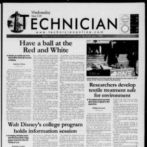 Technician, February 13, 2002
