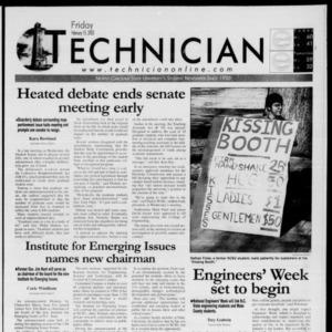 Technician, February 15, 2002