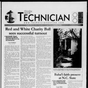 Technician, February 18, 2002
