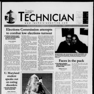 Technician, February 26, 2002