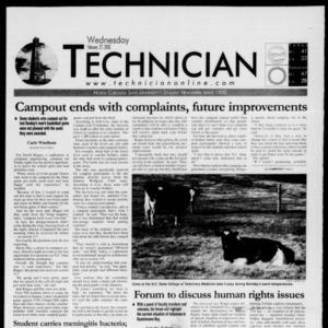 Technician, February 27, 2002