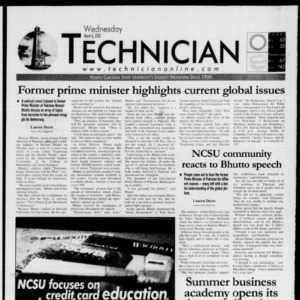 Technician, March 6, 2002