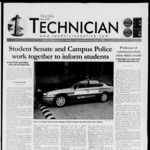 Technician, March 18, 2002