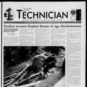 Technician, March 21, 2002