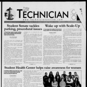 Technician, March 22, 2002
