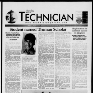 Technician, March 25, 2002