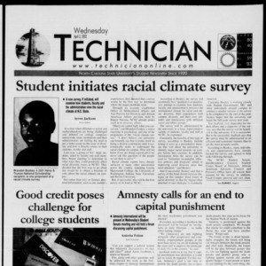 Technician, April 3, 2002