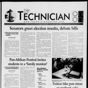 Technician, April 5, 2002