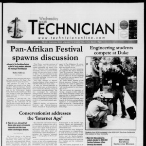 Technician, April 10, 2002