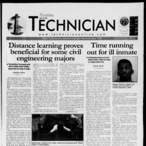 Technician, April 18, 2002