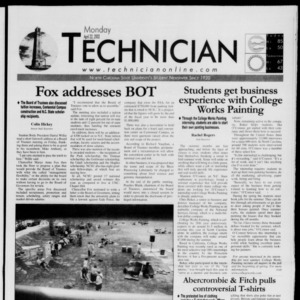 Technician, April 22, 2002