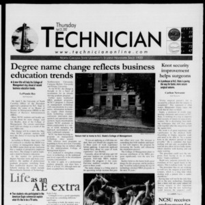 Technician, April 25, 2002