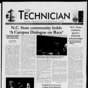 Technician, April 26, 2002