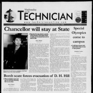 Technician, May 29, 2002