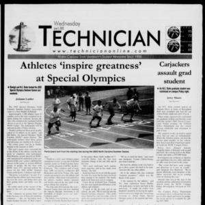 Technician, June 5, 2002