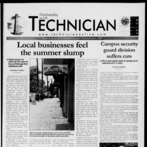 Technician, June 19, 2002