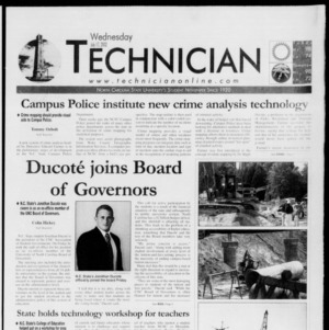 Technician, July 17, 2002
