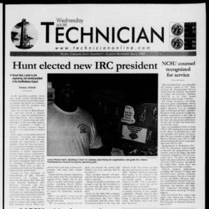 Technician, July 24, 2002