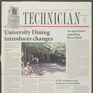 Technician, August 21, 2002
