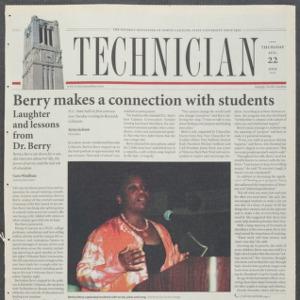 Technician, August 22, 2002