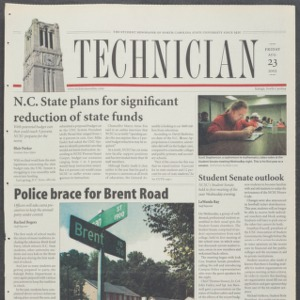 Technician, August 23, 2002