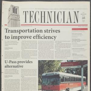 Technician, August 26, 2002