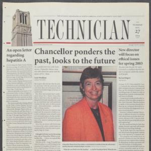 Technician, August 27, 2002