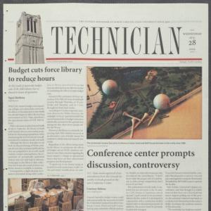 Technician, August 28, 2002