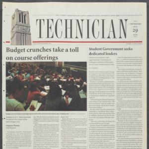 Technician, August 29, 2002