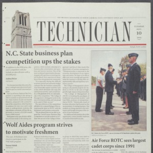 Technician, September 10, 2002