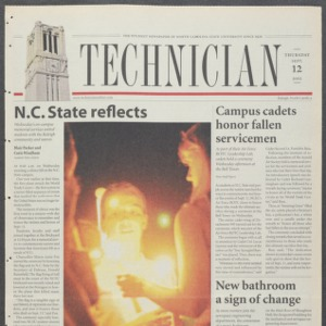 Technician, September 12, 2002