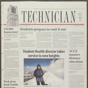 Technician, September 13, 2002
