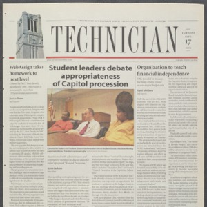 Technician, September 17, 2002