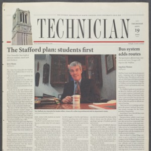 Technician, September 19, 2002