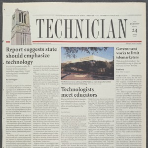 Technician, September 24, 2002
