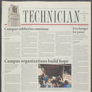 Technician, October 2, 2002