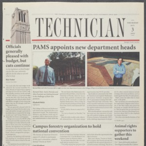 Technician, October 3, 2002