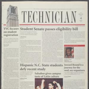 Technician, October 4, 2002
