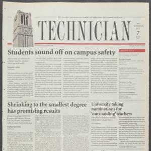 Technician, October 7, 2002